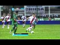 Video con la goleada en Junín