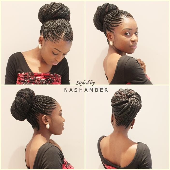 Ghana Braids Are Back ? Set Apart Style