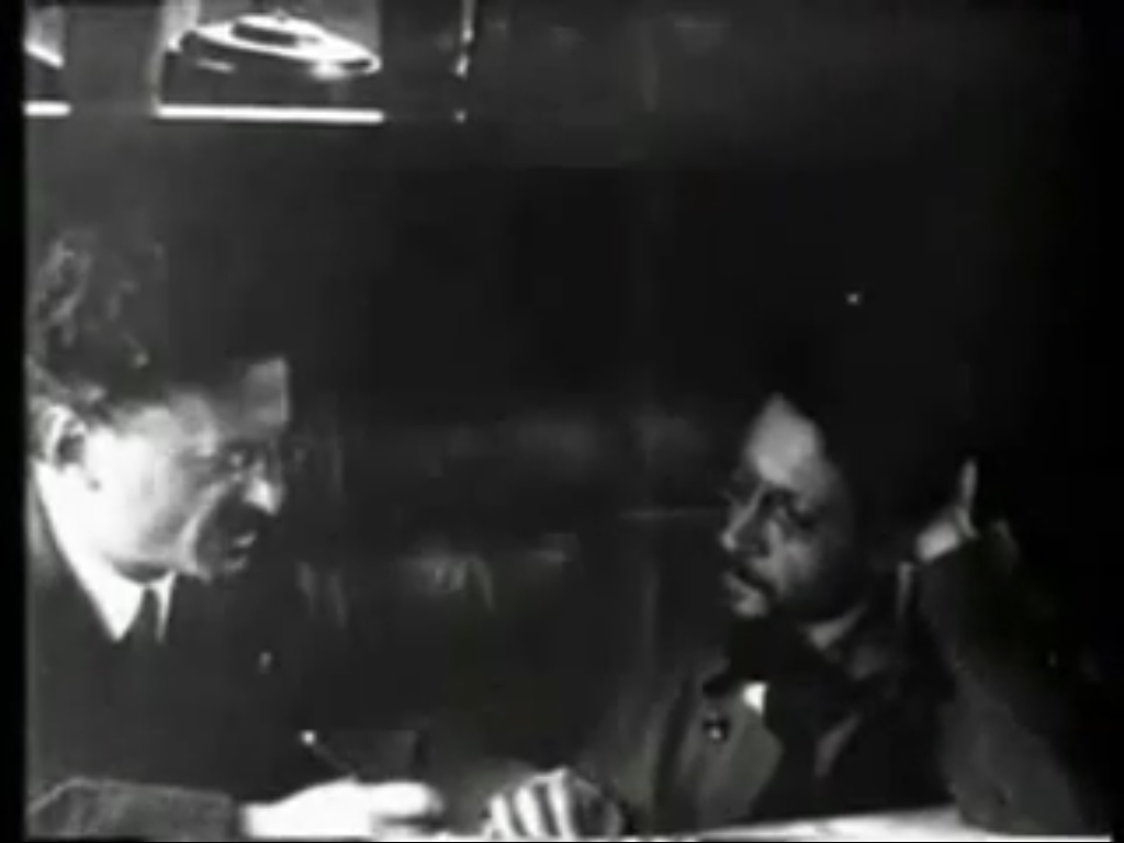 Yakov Sverdlov. Trotsky+sverdlov