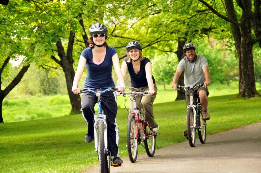 Idei de Cross Training pentru alergători. Ciclism