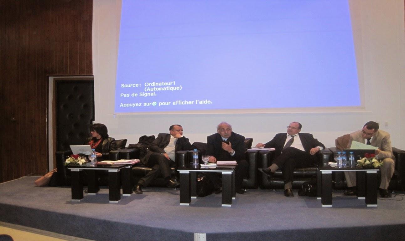 دكاترة وباحثون يناقشون مناهج العلوم الاجتماعية بمركز الدكتوراه مراكش