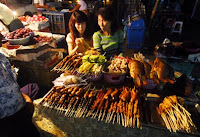 Street Food in Yangon