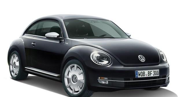 New 2013 VW Beetle Fender Edition | World Automotive