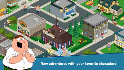 Family Guy The Quest for Stuff v1.8.5 Mod