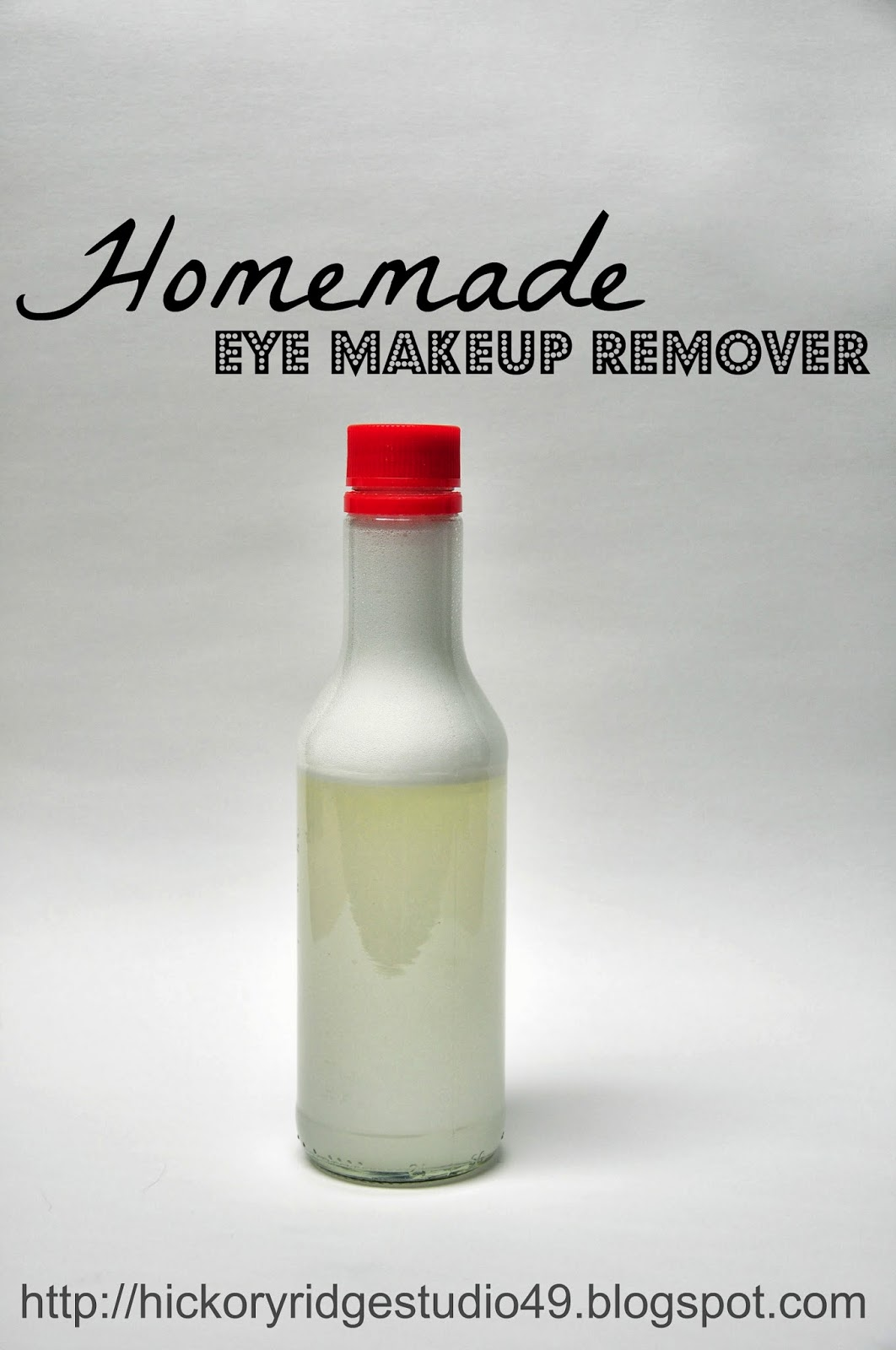 homemade eye makeup remover hickory ridge designs