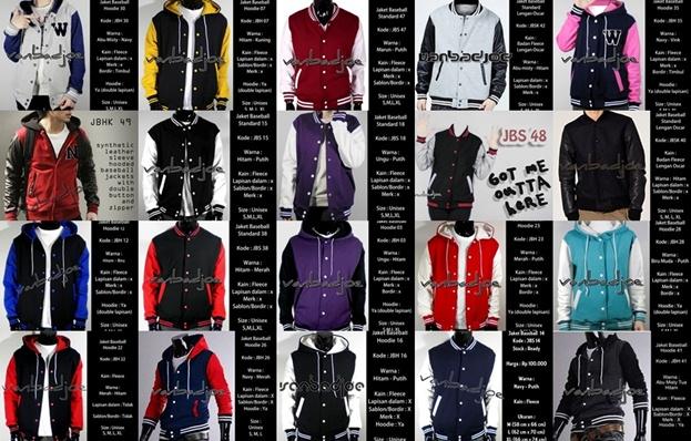 jaket satuan cek ready stock disini cek beberapa order jaket yang ...