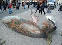 3d Chalk Art4