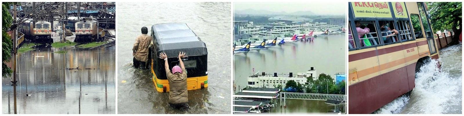 Help Chennai floods