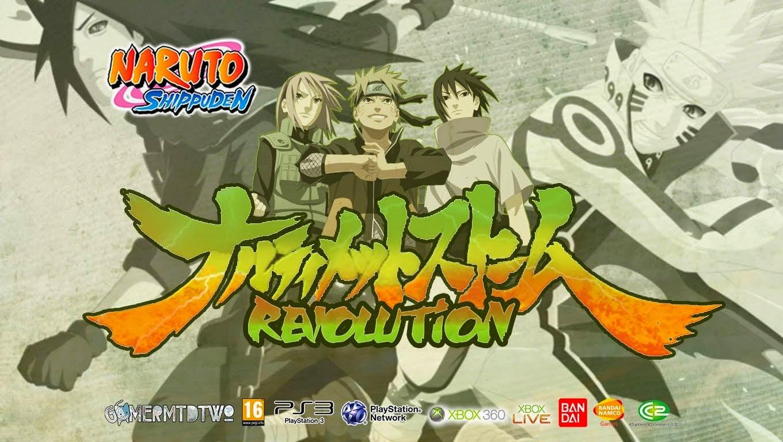 download naruto shippuden ultimate ninja storm revolution for pc