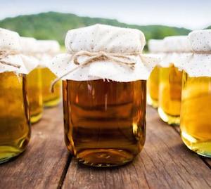 RECIPE Infused Honey