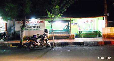 Soto Ayam Kampung Lamongan Dr Sutomo