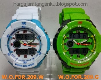 Jam Tangan Pria : Fortuner Digital Analog