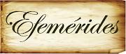 Efemérides - janeiro