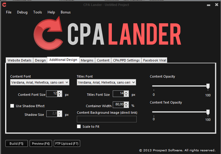 Download CPALander + Keygen Free
