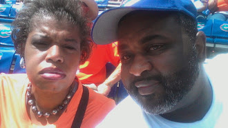 Me & Rev At Gator Game