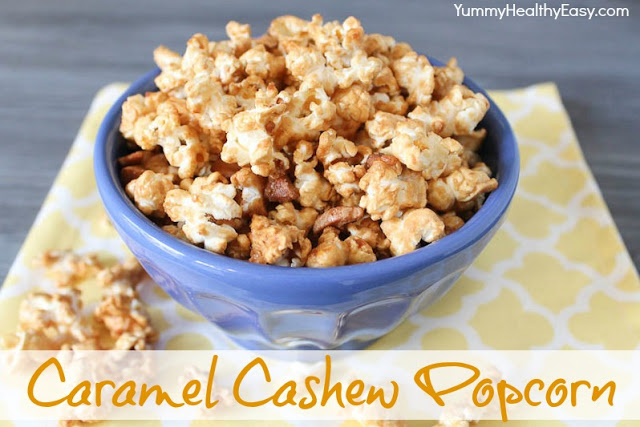 Confessions of an ADD English Teacher: 20 Snacktastic Popcorn recipes!