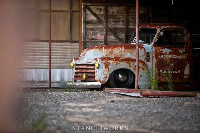 Chevy 3100 Rat Rod