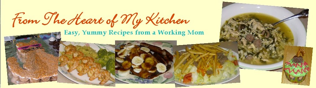 From The Heart of My Kitchen