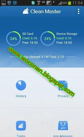 ... Master (cleaner) 3.4.0 Android Clean Master (cleaner) 3.4.0 Android