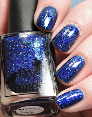 Two Birds Lacquer - Naturally Navy