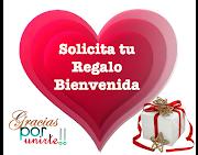 Dale a Seguir Blog y solicita tu regalo Bienvenida