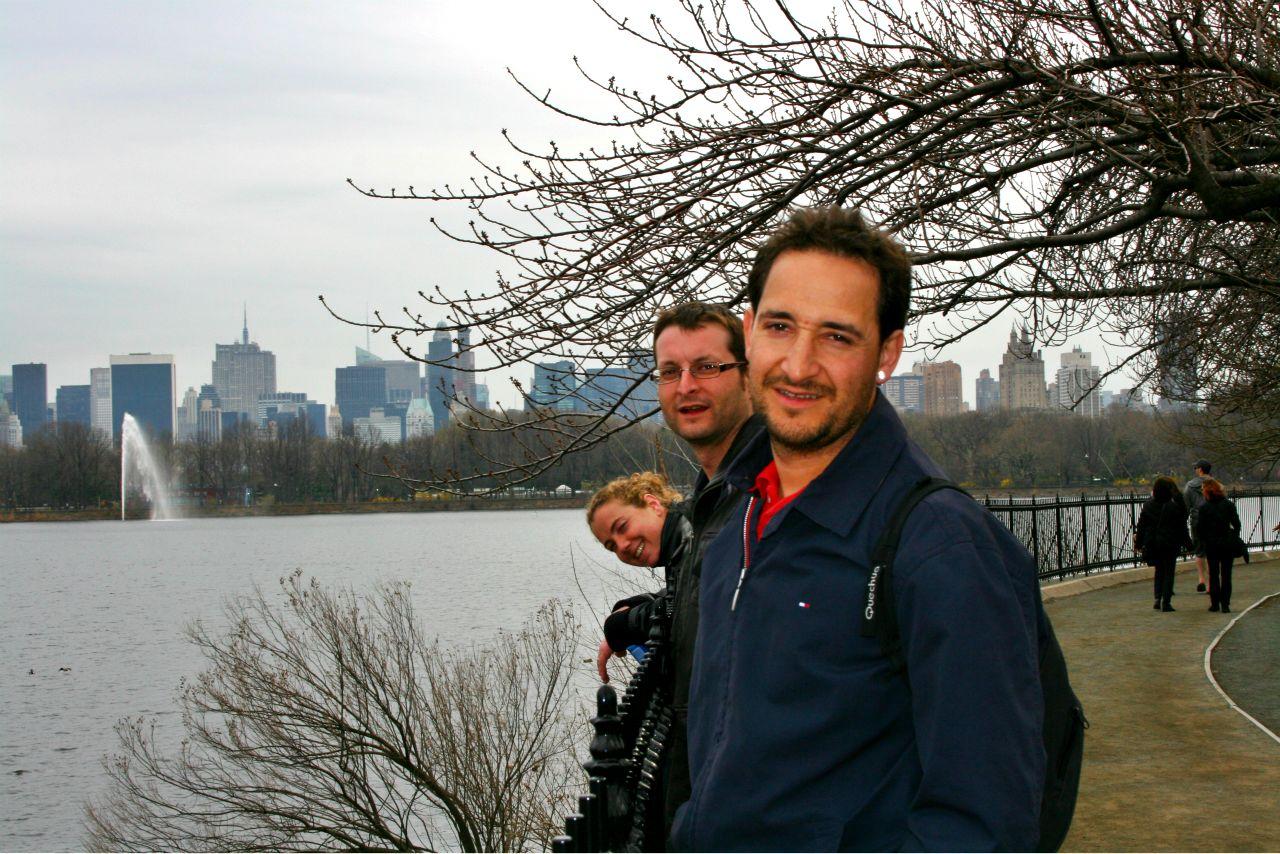 Viaje a Nueva York: Central Park