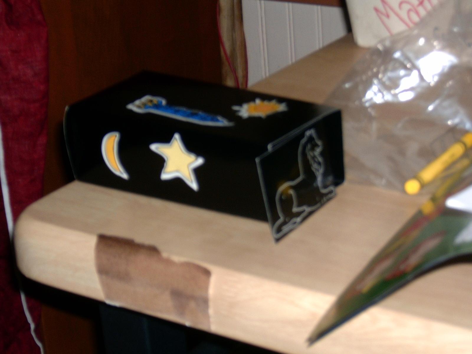 box solar system model - photo #34