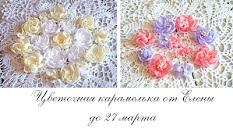 Цветочки от Василечка