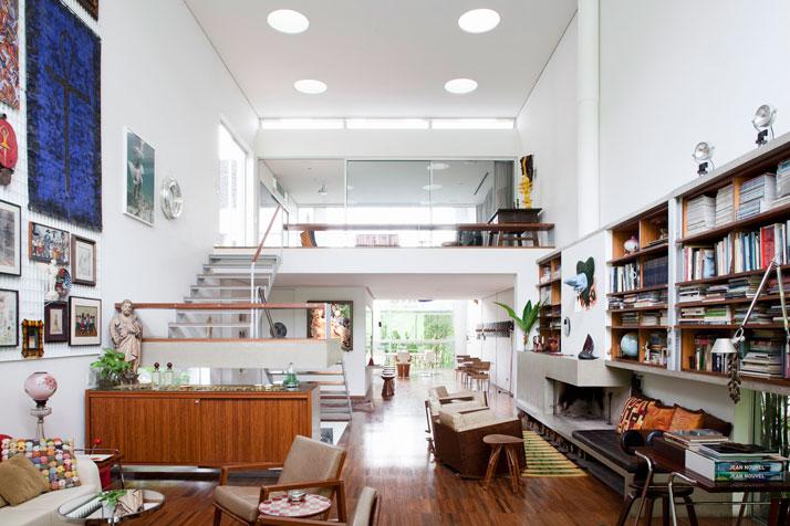 Residence in Sao Paulo