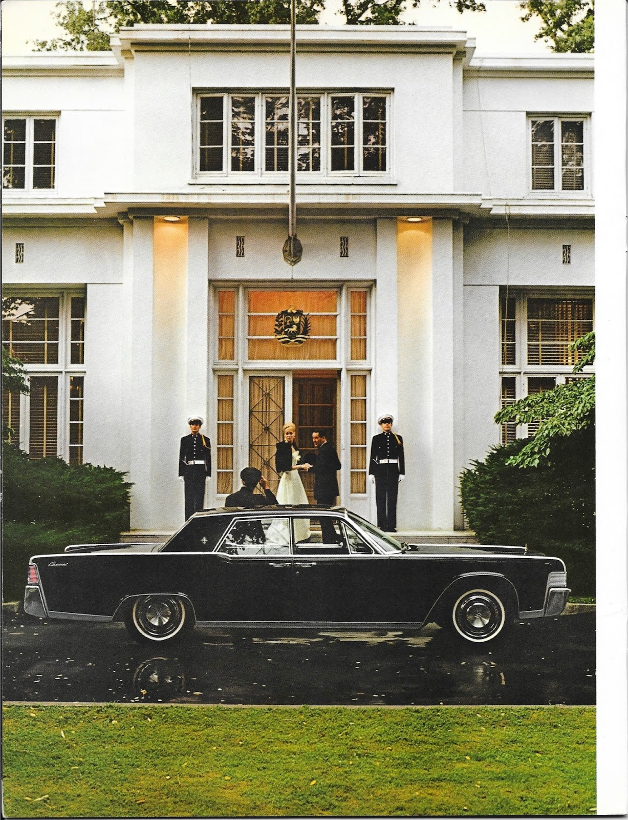 Old Cars Canada: 1965 Lincoln Continental