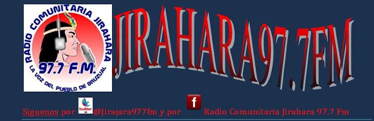Radio Comunitaria Jirahara 97.7 FM