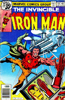 Iron Man #118 comic book cover