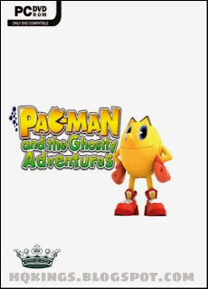 Pac-Man and The Ghostly Adventures RELOADED
