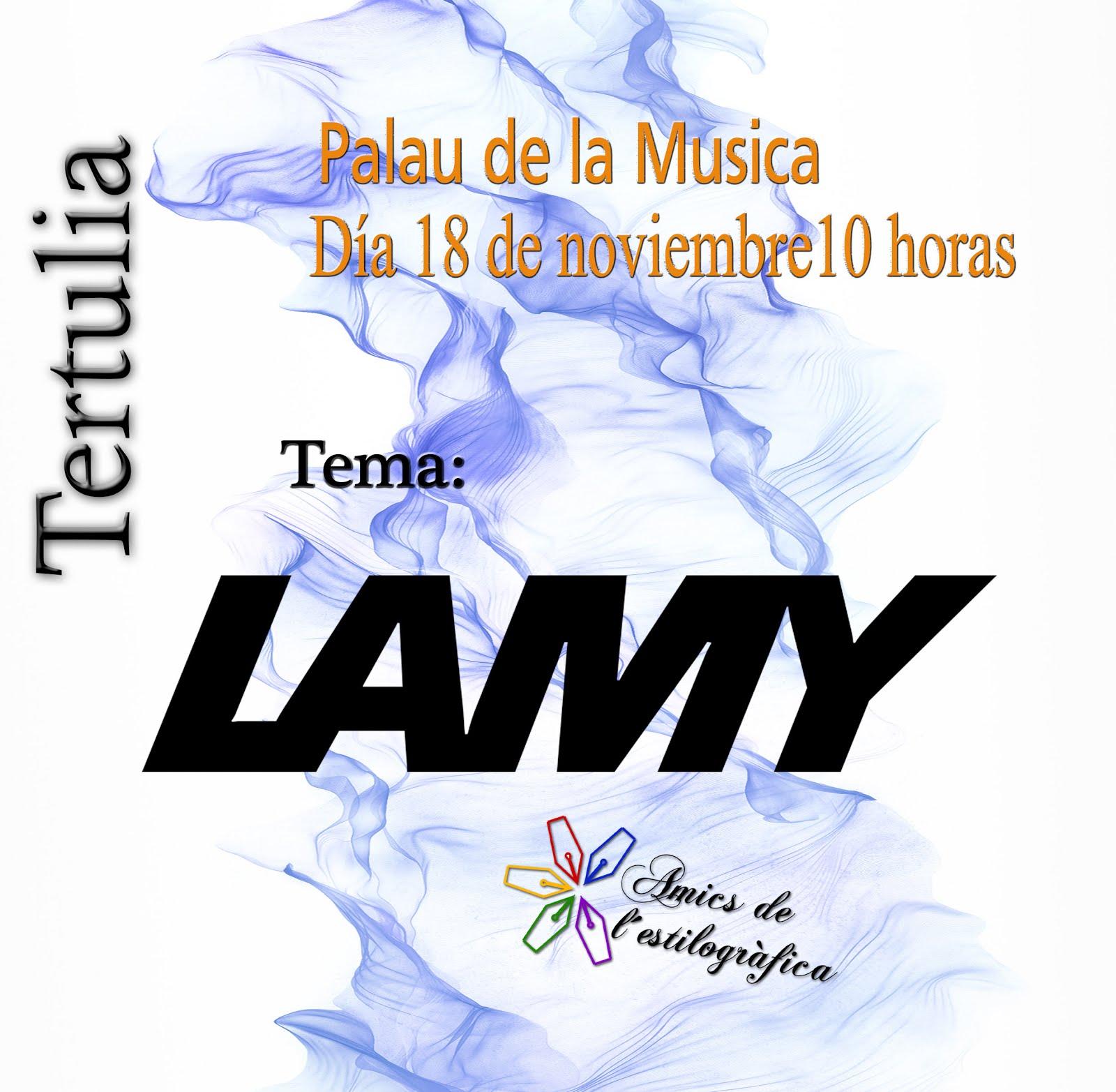 59 TERTULIA DÍA 18-11-2017 (LAMY)