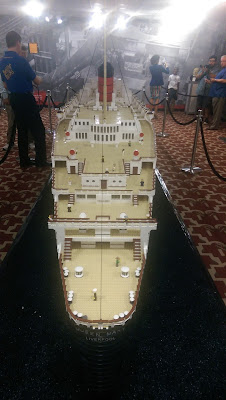Lego%2BQueen%2BMary The World's Largest Lego Ship Has Docked At The Queen Mary@TheQueenMary
