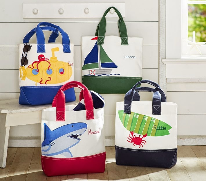 Pottery Barn Kids nautical new arrivals spring 2015