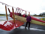 Joyride on a Tigermoth