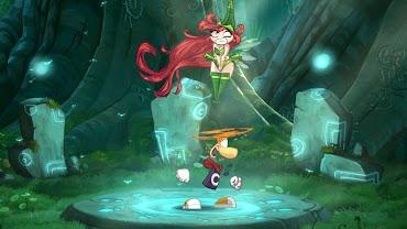 #12 Rayman Wallpaper