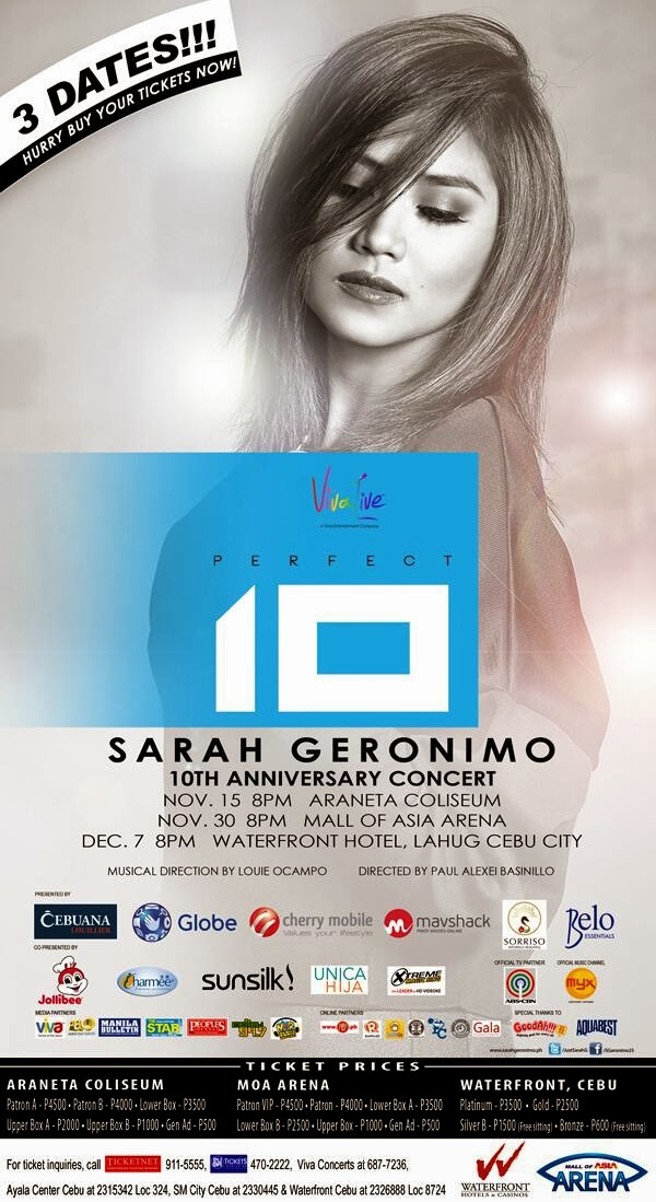 Popstar Princess: Sarah Geronimo