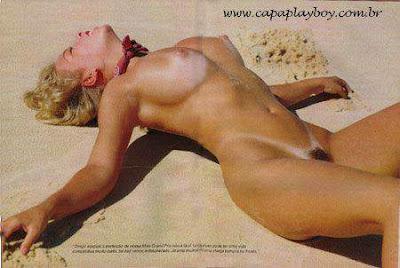 Foto 15 de Vanusa Spindler, Ensaio Playboy 1989