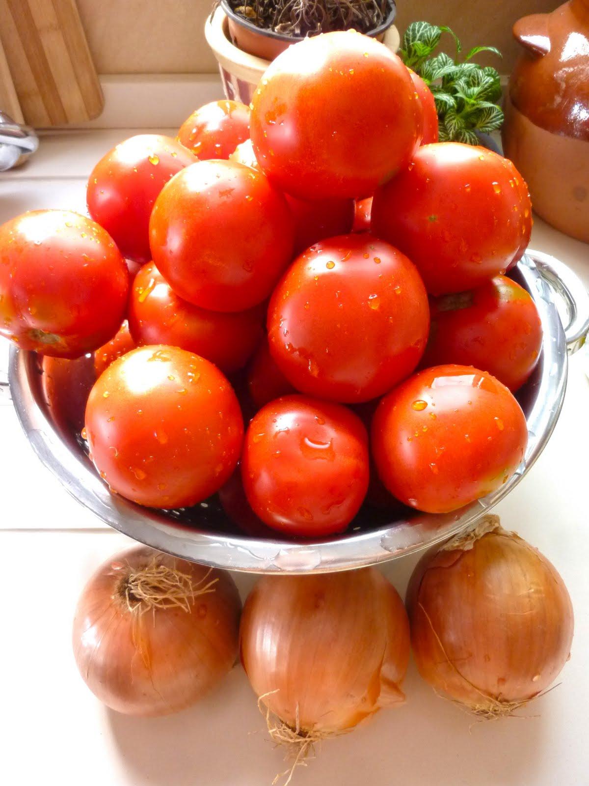 Hacer Conservas Al Baño Maria | Alsol Cocinando Conserva De Tomate Al Bano Maria Por Alsolchef