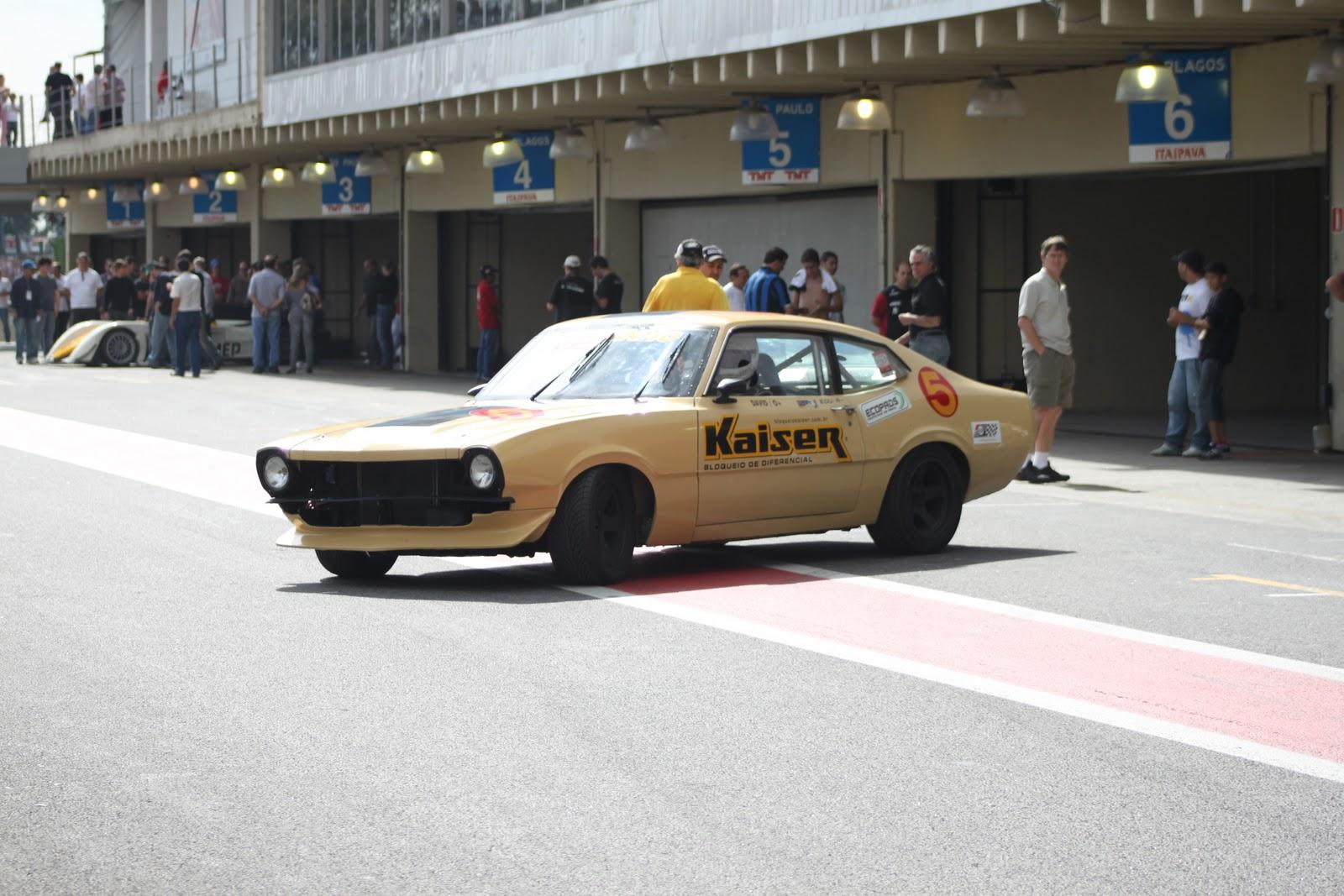 Pedrinho racing oficina ford maverick reportagem tv for Oficinas race