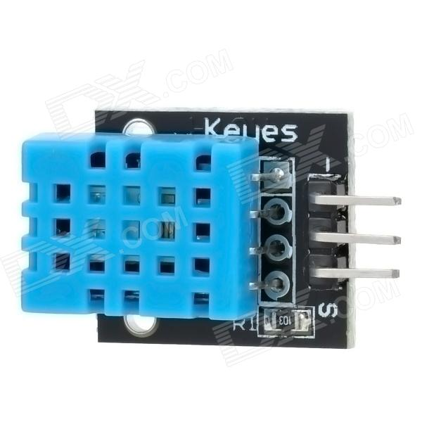 Arduino your home environment dht temperature and