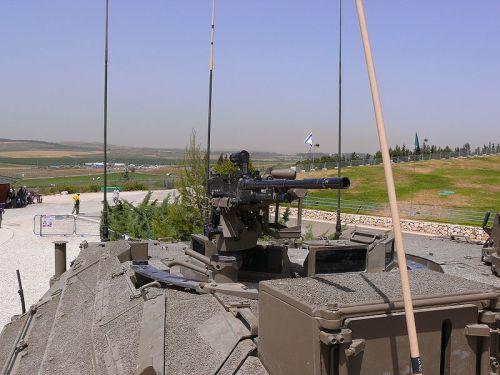 Senapan mesin 7.62mm Merkava 4