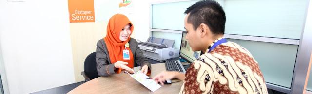Customer Service BNI