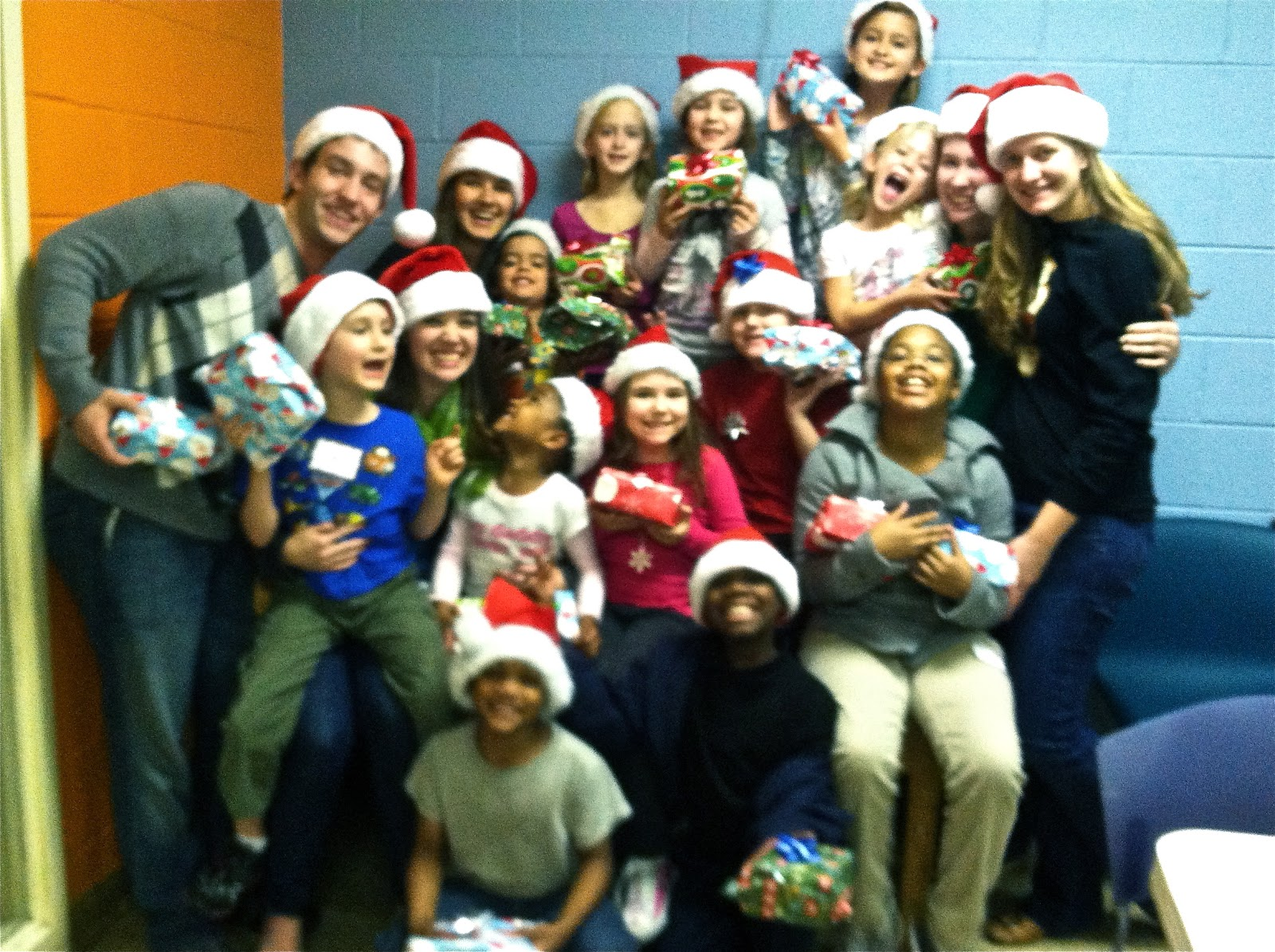 Christmas Kids Community
