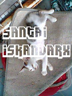 iskandarx.blogspot.com,santai,Santai iskandarX,Faizal and the gang tengah rehat