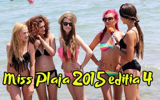 Miss Plaja 2015 editia 4