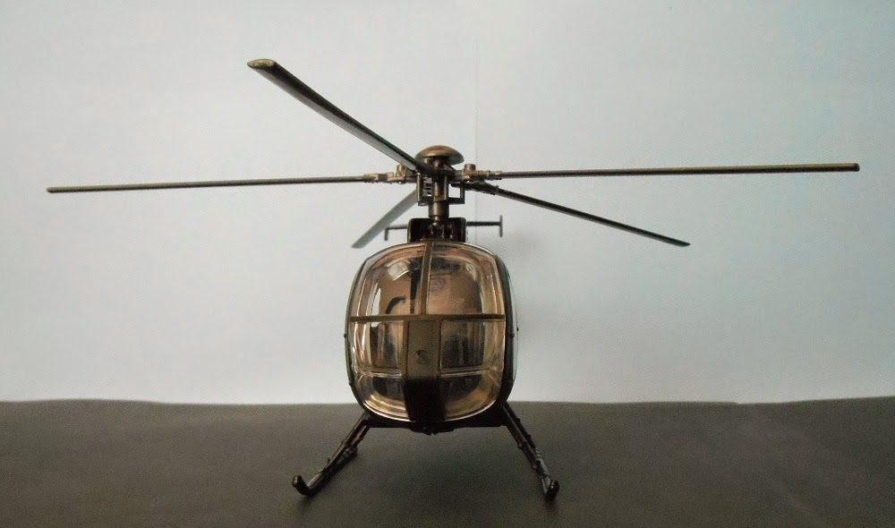 swat helicopter model