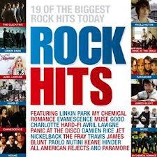 CD Rock Hits (2012)
